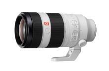 Sony erweitert G Master Objektiv-Spitzenserie um neues E-Mount-Zoomobjektiv mit  einer Tele-Brennweite von 100–400 mm