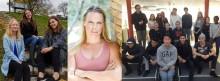 Tre finalister i kampen om årets Surfa Lugnt-pris