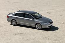 Skoda Auto har passerat sju miljoner tillverkade fordon