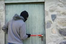 Skånska kommuner bland de värst inbrottsdrabbade