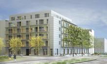 Lansa Fastigheter och Wästbygg uppför unikt trähus i Lund