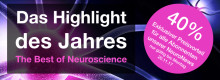 40% exklusiver Preisvorteil für unsere NeuroNews-Abonennten