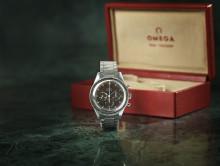 Efter 40 år i byrålådan - Omega 2915-3 säljs med ett utrop på 400 000 SEK