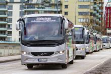 Premiär för Flygbussarnas nya Arlandalinje