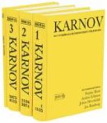 Straffrättsligt pionjärarbete belönas med 2004 års Karnovpris