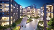 Starkt första kvartal för bostadsutvecklaren OBOS