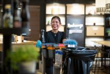 Aviator i Københavns Lufthavn har valgt Coor som ny rengøringsleverandør