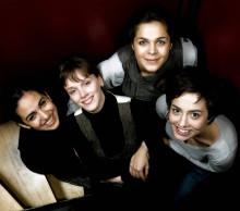 Ung fransk stråkkvartett till Vara Konserthus
