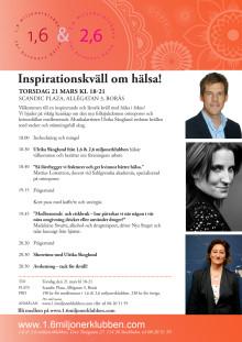 Seminarium i Borås 21 mars