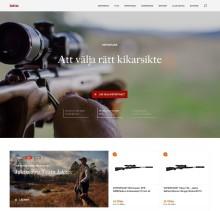 Jaktia lanserar ny hemsida