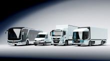MAN på Transport 2019 – Tre elektriske Danmarkspremierer