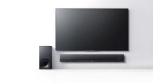 Un son parfait pour des images parfaites : Sony booste sa gamme Home Cinema