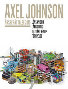 Axel Johnson Årsberättelse 2015