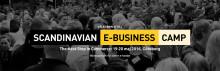 Scandinavian E-business Camp 2016
