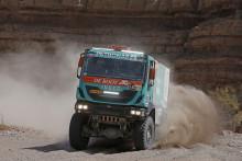 Dakar 2016: Team Petronas De Rooy Iveco siktar på seger