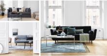 Ellos Home lanserer sin første sofakolleksjon