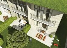 Serafim Fastigheter investerar i bostadsprojekt i Ulvsunda