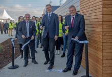 Bona fördubblar kapaciteten när nytt distributionscenter öppnar