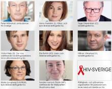 Politikerdebatt - hiv på den politiska agendan under valåret