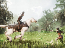 Funcom announces mounts are finally coming to Conan Exiles
