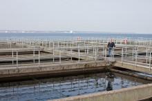 Bräddvattenrening med modern teknik på NSVA
