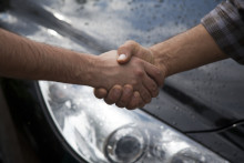 Scottish drivers most likely to take risks when buying a used car