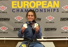 Essex school girl honoured by MP for her Jiu Jitsu skills