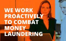 Major effort to combat money laundering