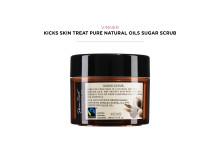 KICKS Skin Treat Sugar Scrub Pure Natural Oils - Årets kroppsprodukt i Stellas skjønnhetskåring!
