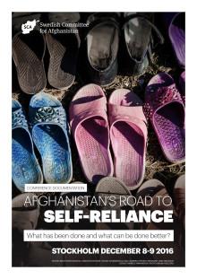 """""""Afghanistans Road to Self-Reliance"""" - några av världens ledande experter om lärdomar från omvärldens engagemang i Afghanistan"""
