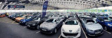 Försäljningen av begagnade personbilar ökade med 8,3 % i april