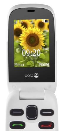 40 % der Senioren wollen einfach mobil telefonieren – Doro 6030