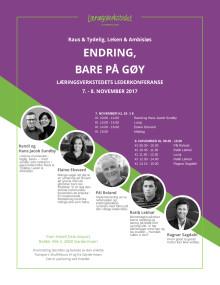 Læringsverkstedets Lederkonferanse 2017