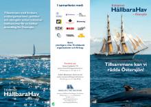 Broschyr Initiativet Hållbara Hav