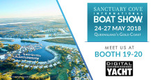 Digital Yacht at Sanctuary Cove Boat Show 2018 - Booth 19-20