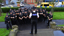 Arrests and drug seizures during day of action in Sefton