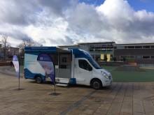 Beratungsmobil der Unabhängigen Patientenberatung kommt am 29. Mai nach Burghausen.