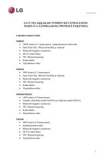LG CES 2013 tekniset tiedot liite_telakkakaiuttimet