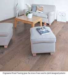 Wood Flooring : Engineered or Veneer?