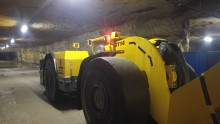 Atlas Copco selects Cavotec HOI to improve mining loader safety, efficiency