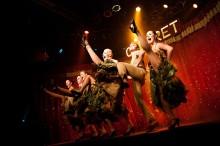 Cabaret Candy Club showar på Arenan
