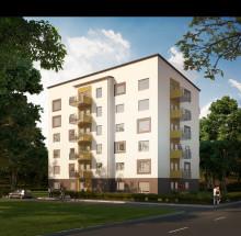 Investeringsstöd möjliggör billiga bostäder