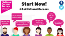 Free advice from the National Careers Service