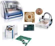 Visit LPKF Laser & Electronics AG, a specialist in micro-material processing, at Hanover Fair , April 13-17, Hall 17, Stand E63