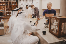 Dansk kaffegeni indtager Mellemøsten