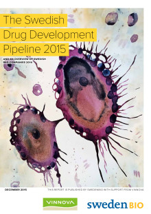 The Swedish Drug Development Pipeline 2015
