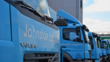 Dachser skaffer seg majoritetsinteresse i sin irske partner, Johnston Logistics