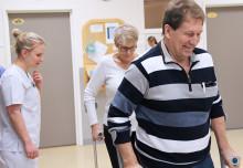 Nytt digitalt hjälpmedel för höftpatienter på Norrtälje sjukhus