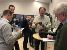 Korsbefruktning mellan IoT och lantbruket på Vreta Kluster
