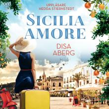 Nu finns Sicilia Amore som ljudbok!